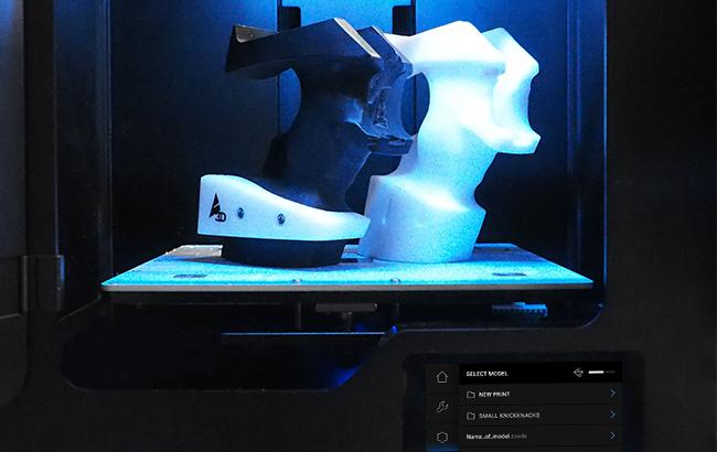 ZORTRAX 3D PRINTED PISTOL GRIP