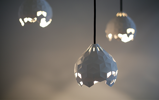 ZORTRAX 3D PRINTED LAMPS